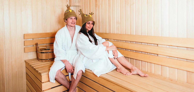 Спа в бутик-отеле Грандъ Сова в Плёсе