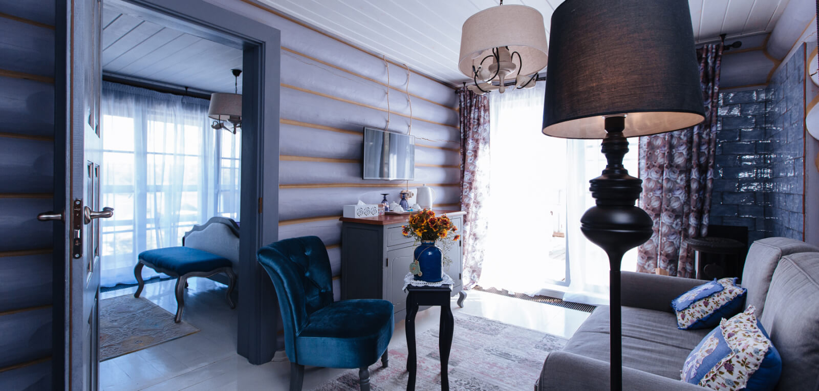 Бутик-отель Грандъ Сова в Плёсе Гостиница в Плёсе