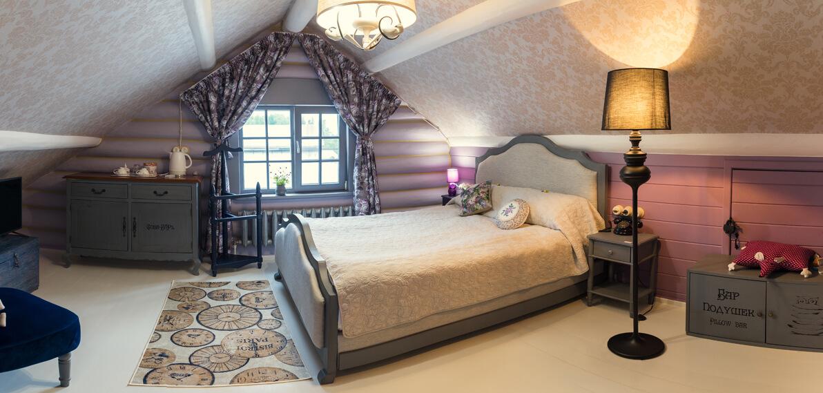 Бутик-отель Грандъ Сова в Плёсе