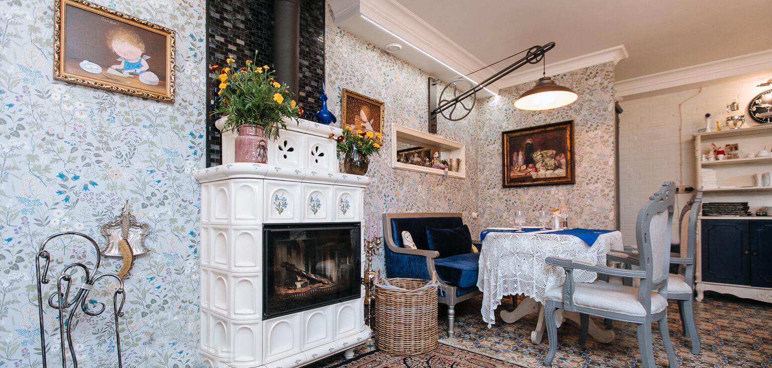 Бутик-отель Грандъ Сова в Плёсе.